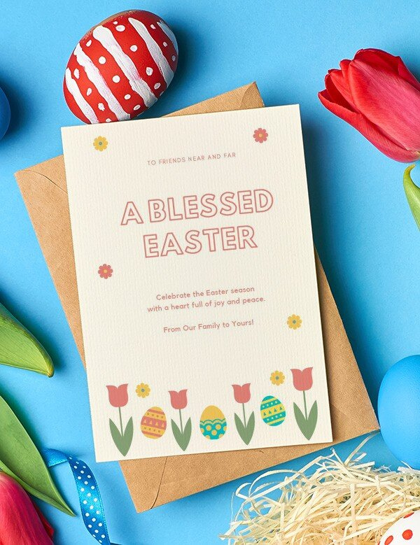 Have a Blessed Easter Cards