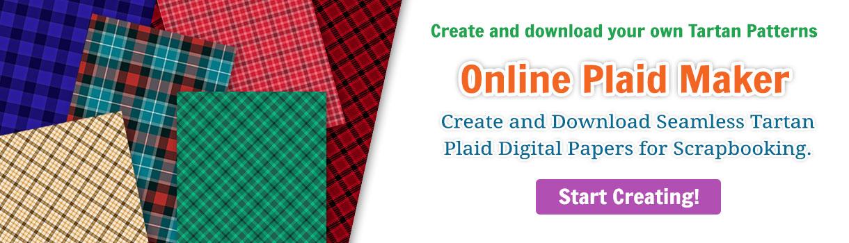 online tartan plaid maker tool