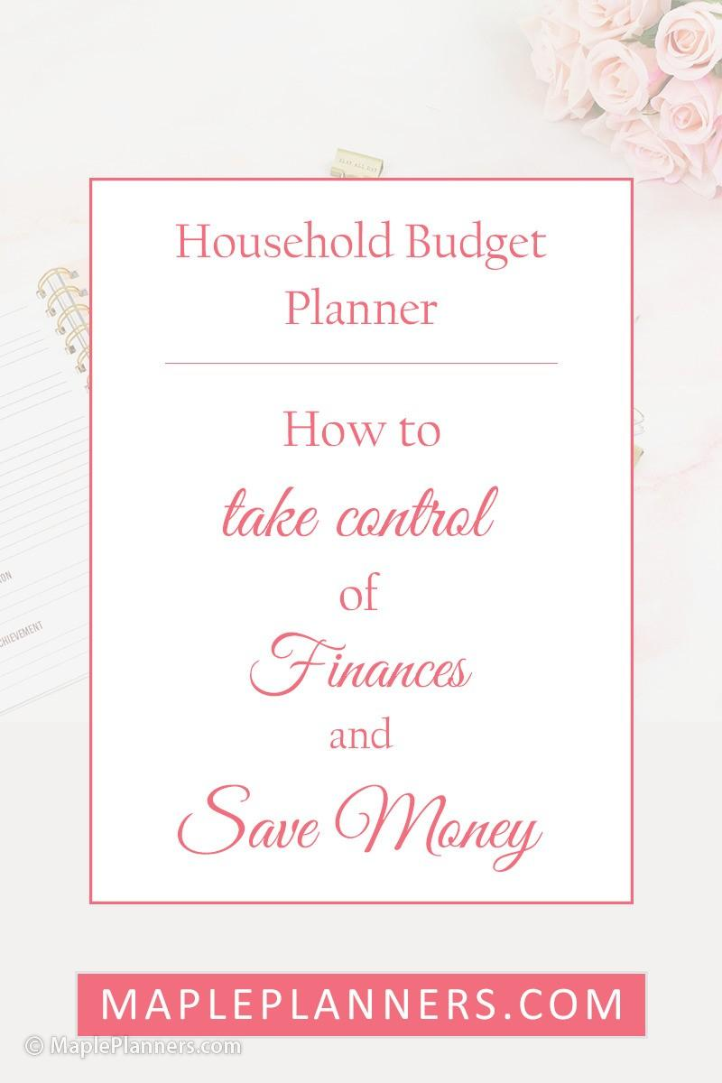 Finance and Budget Planner