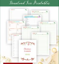 Christmas Planner 2019   Free Download