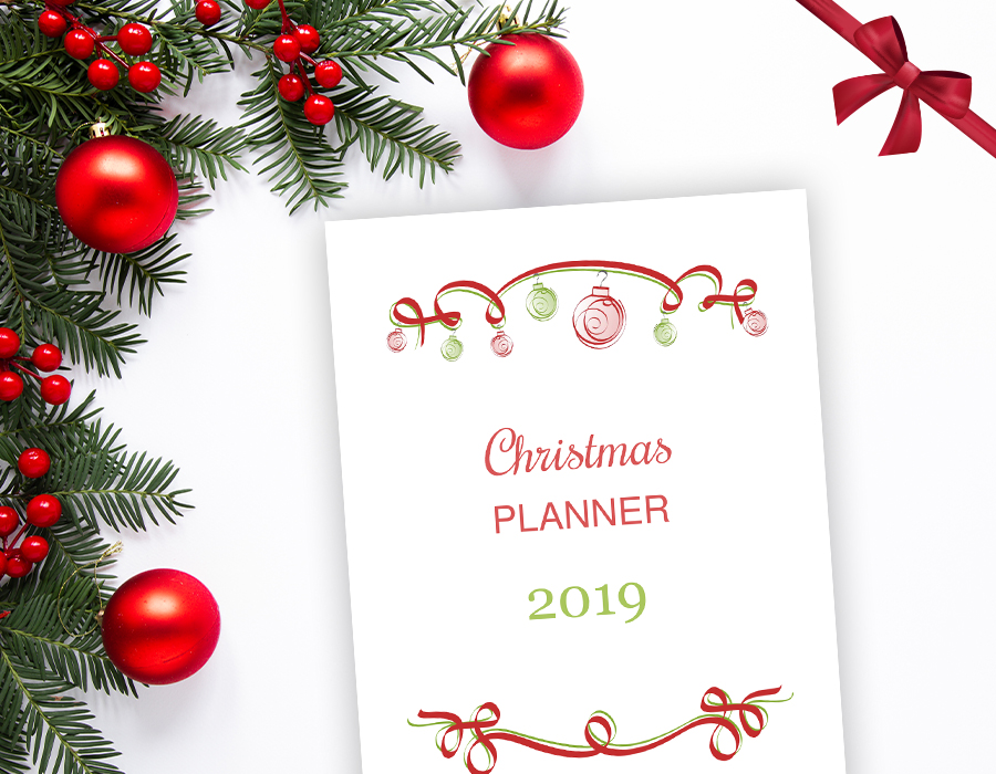 Christmas Planner 2019 - Free Download Printables
